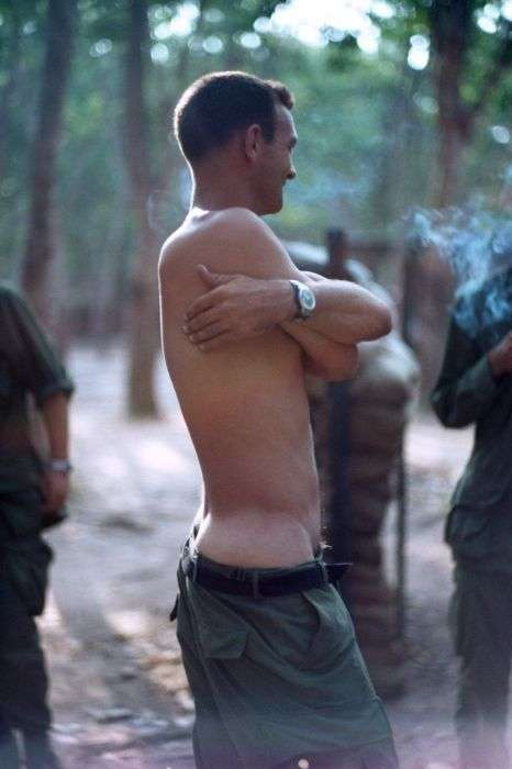 Раніше не публікувалися фото війни у Вєтнамі (28 фото)