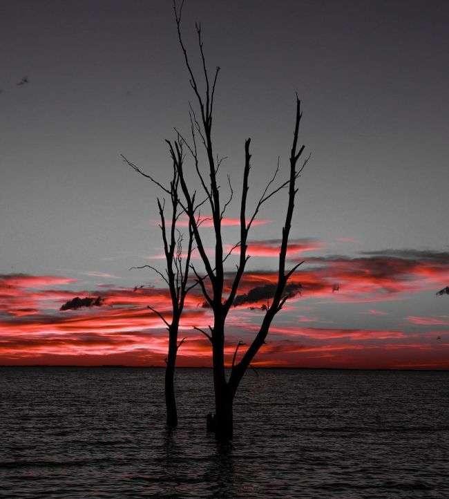 Вілья-Епекуен, «аргентинська Атлантида» (18 фото)