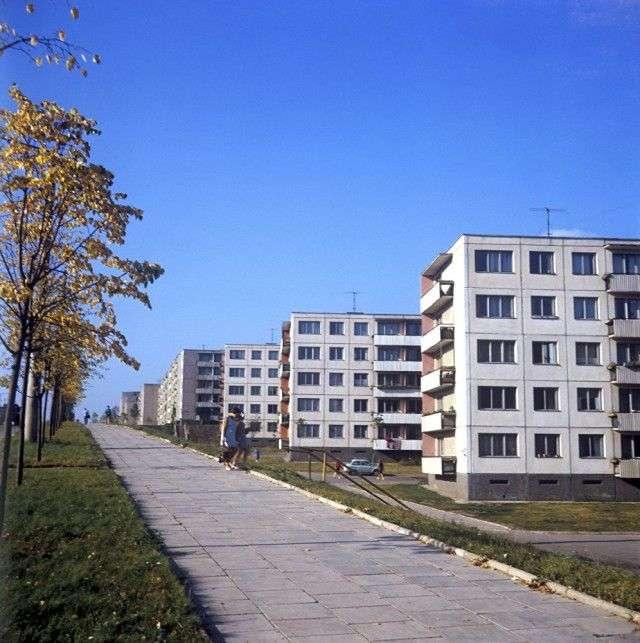 Вільнюс за часів СРСР (20 фото)