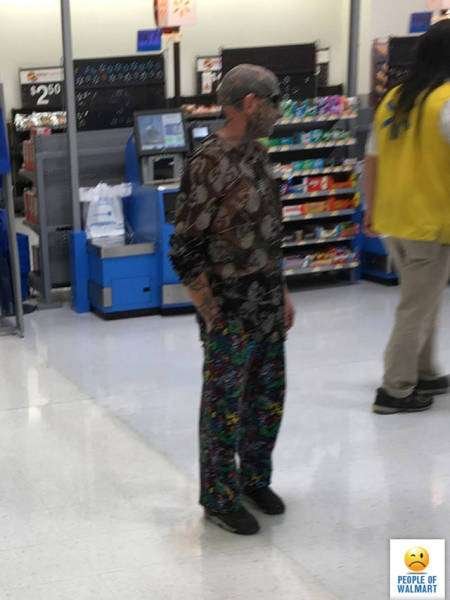 Смішні люди з супермаркетів. Частина 36 (34 фото)