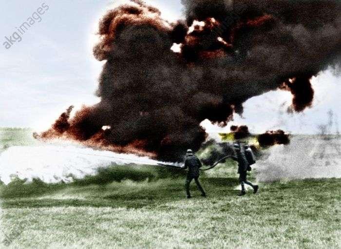 Зброя німецької армії в Першій світовій війні (23 фото)