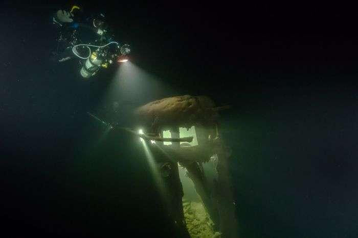 У Фінській затоці виявлена зникла безвісти радянська підводний човен Щ-406 (7 фото)