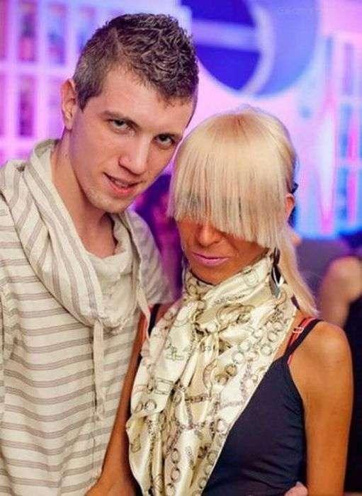 Приколи з блондинками (46 фото)