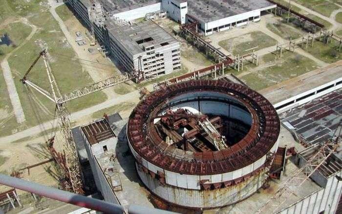 Страшні й загадкові занедбані обєкти на території колишнього СРСР (13 фото)
